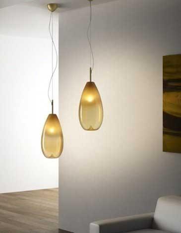 LAMPA OMBRE - LEUCOS
